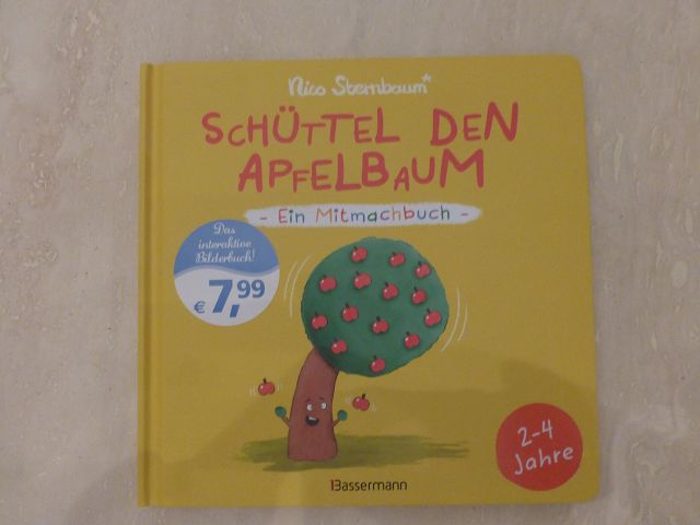 Schüttel den Apfelbaum 6 - Testaktion: Buch Schüttel den Apfelbaum von Nico Sternbaum