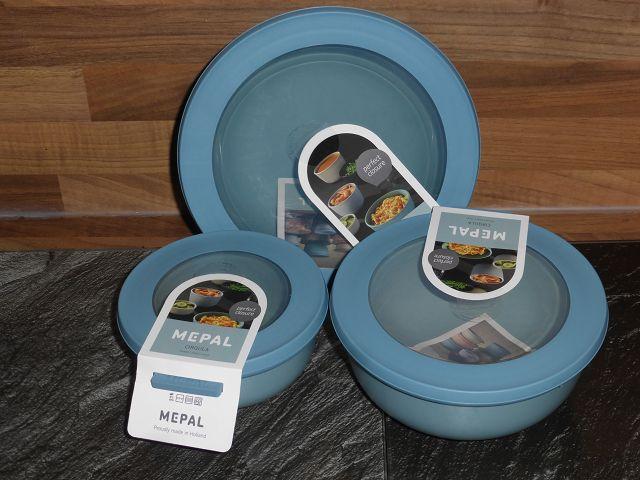 Produkttest: Schalen Set Cirqula von Rosti Mepal
