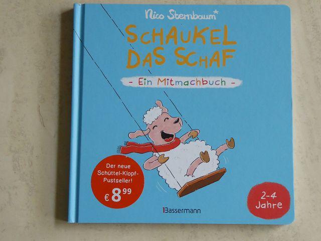 """Gewinnspiel / Rezension: Buch """"Schaukel das Schaf"""" von Nico Sternbaum"""
