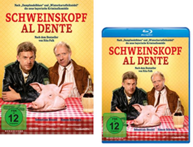 Gewinnspiel: DVD Schweinskopf al dente