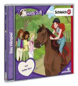 Schleich® HORSE CLUB 2 1 272x300 - Gewinnspiel + Rezension-Schleich Horse Club CD 3 + 4