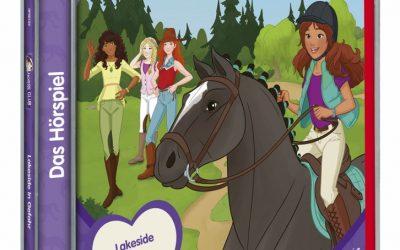 Schleich® HORSE CLUB 3 1 400x250 - Gewinnspiel + Rezension-Schleich Horse Club CD 3 + 4