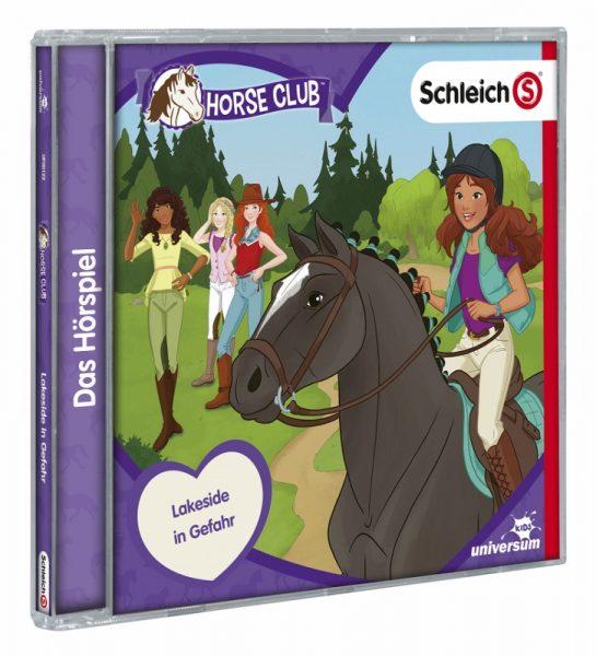 Schleich® HORSE CLUB 3 1 545x600 - Gewinnspiel + Rezension-Schleich Horse Club CD 3 + 4