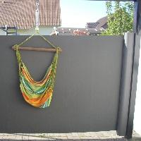 Seitenmarkise für die Terrasse von hecht international im Test