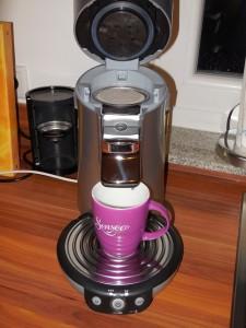 senseo maschine viva caf und hei e schokolade chocobreak im test famil s dietestfamilie. Black Bedroom Furniture Sets. Home Design Ideas