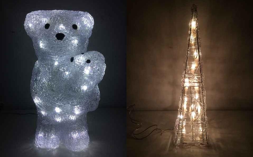 Weihnachtsdeko Shop.Produkttest Weihnachtsbeleuchtung Von Shop Weihnachtsdeko Familös