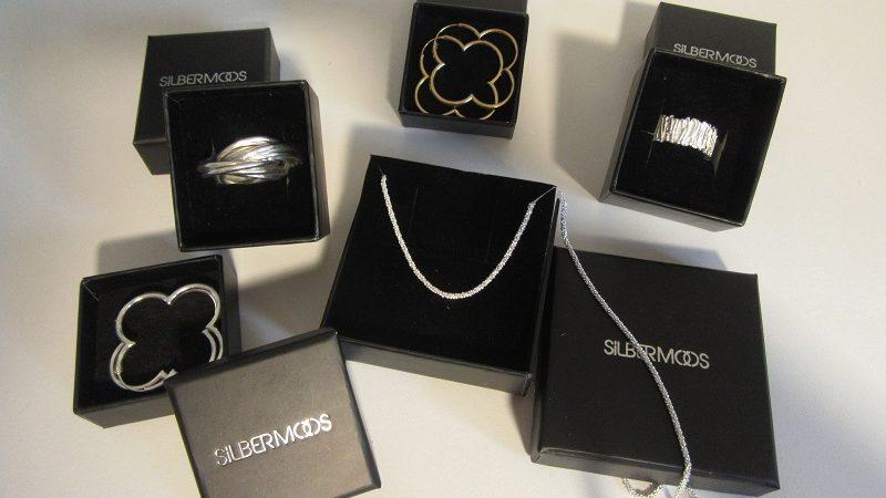 Schmuck von Silbermoos – Produkttest