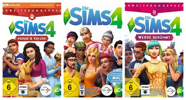 Gewinnspiel: Sims 4 Fanpaket