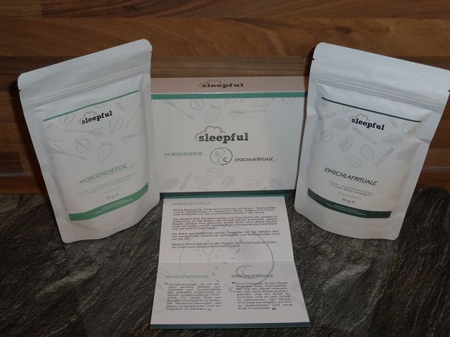 Tester gesucht: sleepful Wellness Tee Set