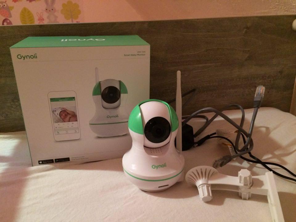 Smart Baby Monitor von Gynoii (1)
