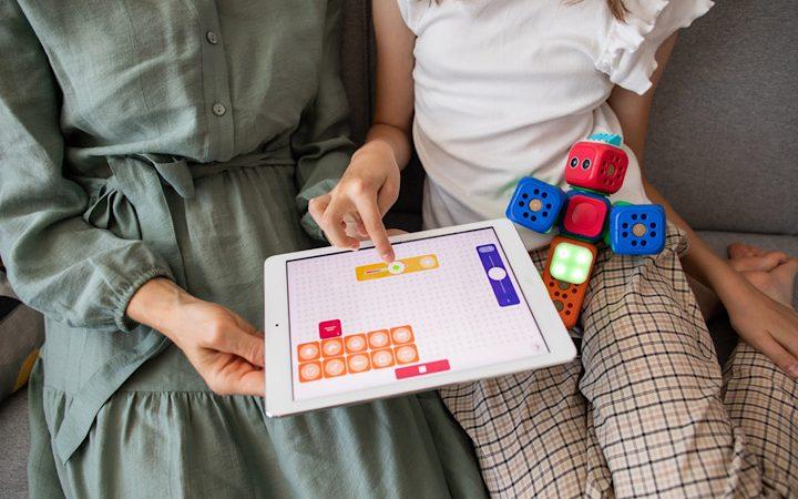 Intelligentes Spielzeug – von klein auf smart