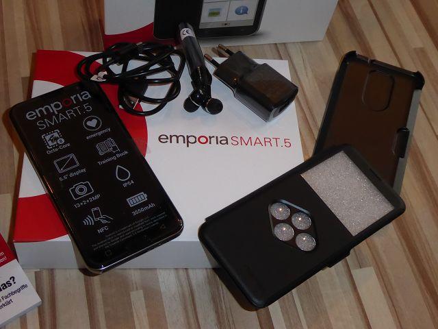 Produkttest: Smartphone emporiaSMART.5