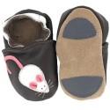 Sohle Lauflernschuhe HEBA Maus  125x125 - Osterkalender, 13. Türchen: Krabbelschuhe und Lauflernschuhe von Hobea