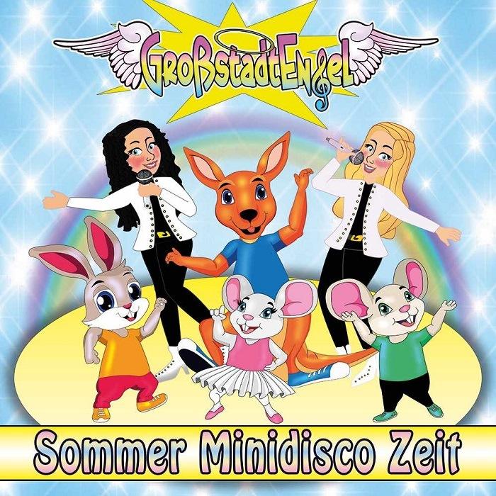 GroßstadtEngel Sommer Minidisco Zeit – Gewinspiel/Rezension
