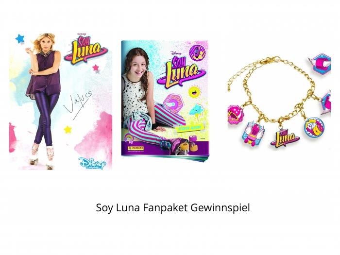Gewinnspiel: Soy Luna Fanpaket