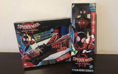 Spider-Man Miles Mega Blast Web Shooter mit Handschuh (1)
