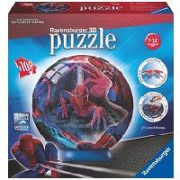 Weihnachtsgeschenk-Gewinnspiel: Spiderman