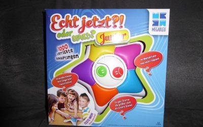 Spiel Echt jetzt Junior von Megableu 4 400x250 - Rezension: Spiel Echt jetzt!? Junior von Megableu