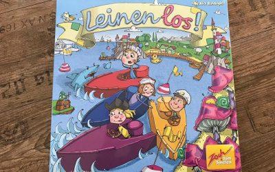 Spiel Leinen los vom Zoch Verlag 7 400x250 - Rezension: Spiel Leinen los! vom Zoch Verlag