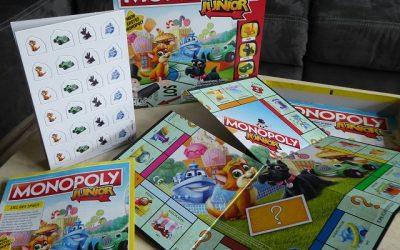 Spiel Monopoly Junior von Hasbro 3 400x250 - Rezension: Spiel Monopoly Junior von Hasbro