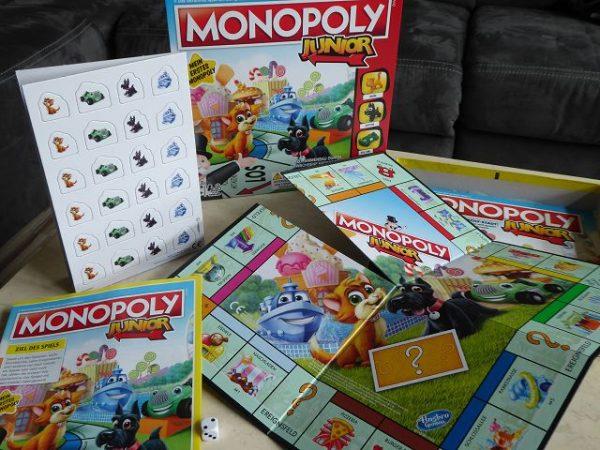 Spiel Monopoly Junior von Hasbro 3 600x450 - Rezension: Spiel Monopoly Junior von Hasbro