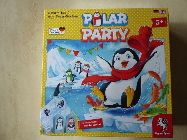 Gewinnspiel: Spiel Polar Party von Pegasus Spiele