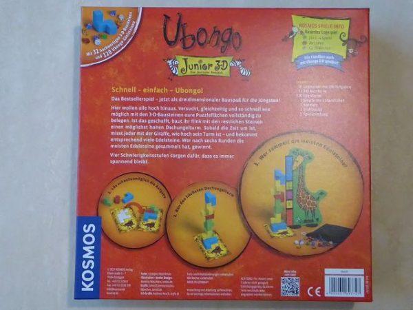 Spiel Ubongo Junior 3D von Kosmos 4 600x450 - Rezension: Spiel Ubongo Junior 3D von Kosmos