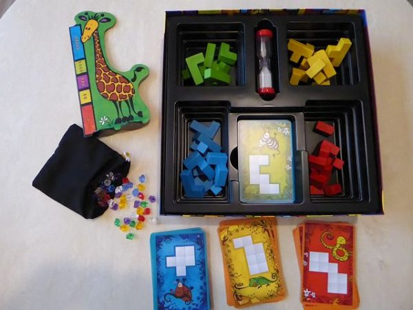 Spiel Ubongo Junior 3D von Kosmos 6 600x450 - Rezension: Spiel Ubongo Junior 3D von Kosmos