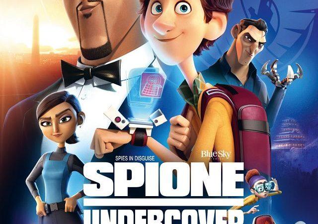 Gewinnspiel: Spione Undercover