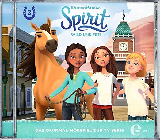 Gewinnspiel: Spirit – Folge 3 – Ein Pferd für Turo
