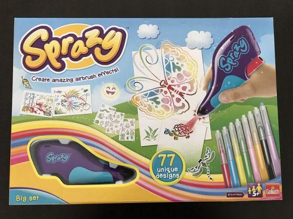 Sprazy Big Set Test 1 600x450 - Produkttest: Sprazy Big Set