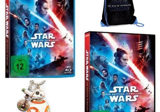 Gewinnspiel:  Star Wars: Der Aufstieg Skywalkers