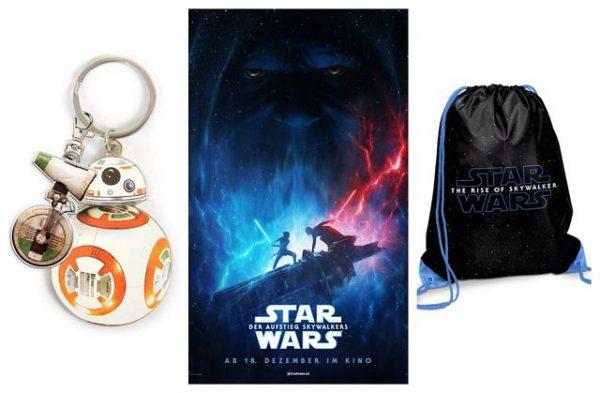 Star Wars: Der Aufstieg Skywalkers Fanpaket