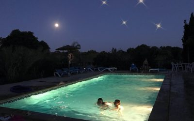 Sternenhimmel Pool Mallorca 400x250 - Den Sternenhimmel entdecken