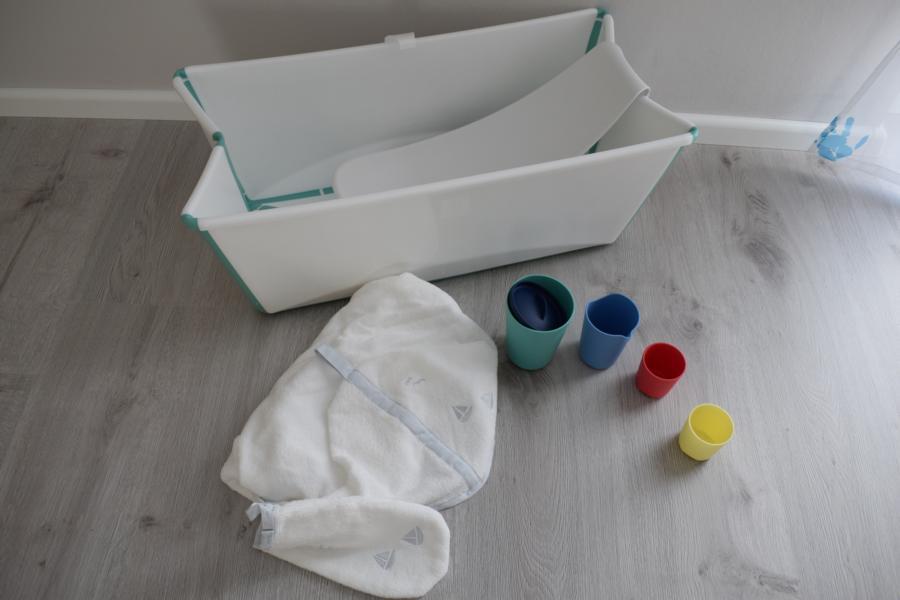 Produkttest: Stokke Flexi Bath und Zubehör