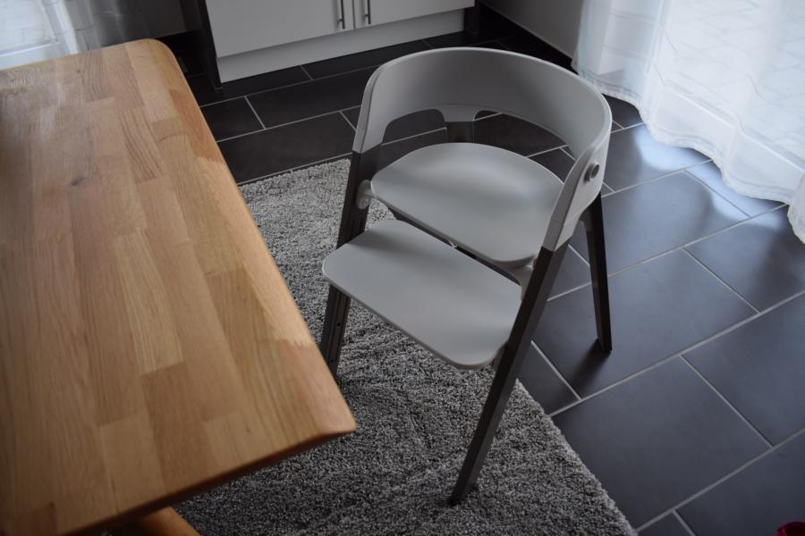 Stokke Tripp Trapp – der mitwachsende Hochstuhl