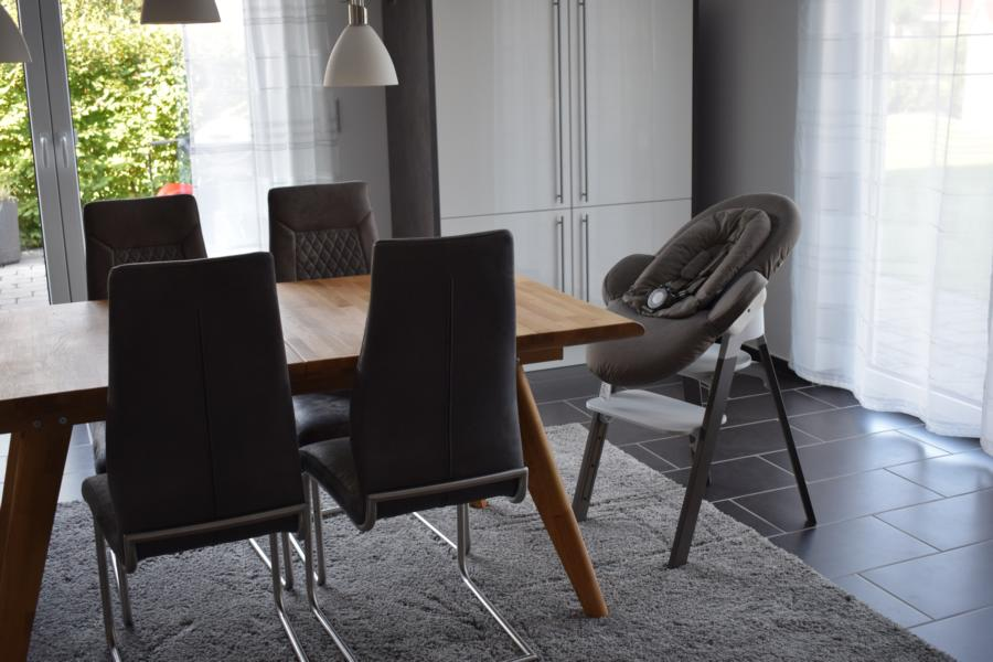 Produkttest: Stokke Steps mit Newborn Set