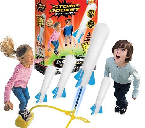 Adventskalender Tür 10: Stomp Rocket® Jr. Glow