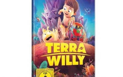 TERRA WILLY DVD