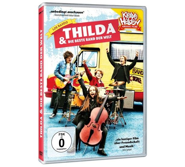 Gewinnspiel: THILDA & DIE BESTE BAND DER WELT auf DVD