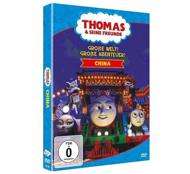 Gewinnspiel: THOMAS & SEINE FREUNDE Sets