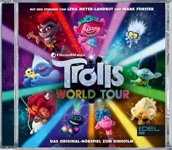 Gewinnspiel: TROLLS WORLD TOUR HÖRSPIEL
