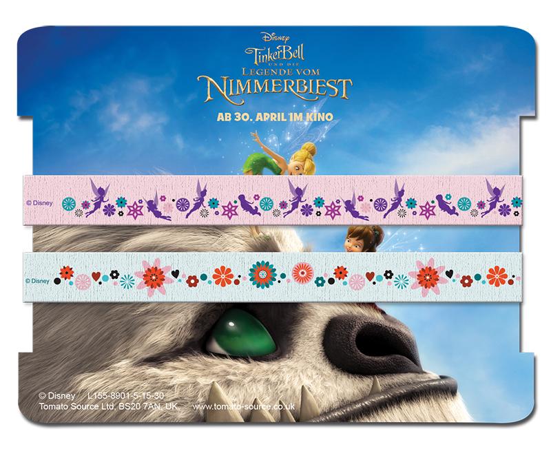 Gewinnspiel: Tinkerbell und die Legende vom Nimmerbiest