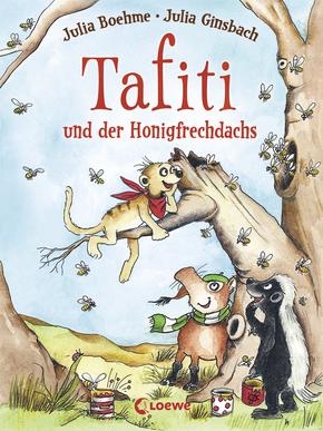 Rezension: Buch Tafiti und der Honigfrechdachs