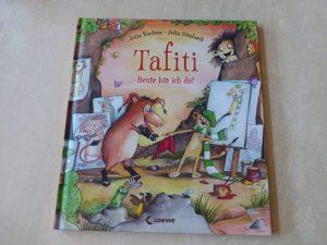 Tafiti Heute bin ich du 2 300x225 - Rezension: Tafiti - Heute bin ich du! - Loewe Verlag