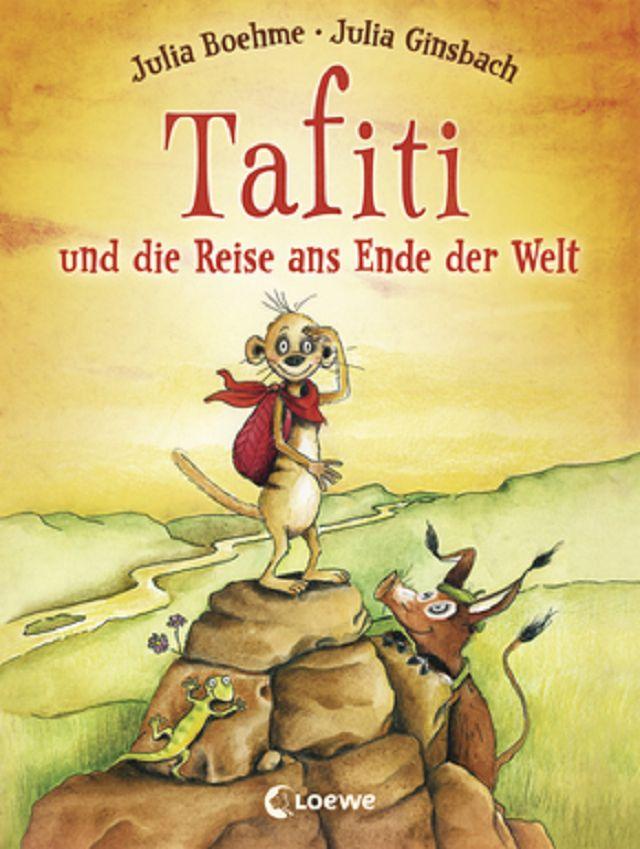 Tafiti - Rezension: Tafiti und die Reise ans Ende der Welt
