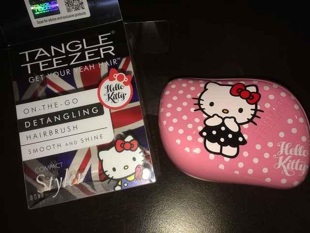Tangle Teezer Hello Kitty 2 - Gewinnspiel: Tangle Teezer Hello Kitty
