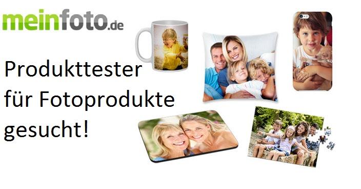 Testaktion meinFoto - Tester gesucht: MeinFoto