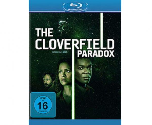 The Cloverfield Paradox Blu ray 600x493 - The Cloverfield Paradox - Gewinnspiel und Rezension