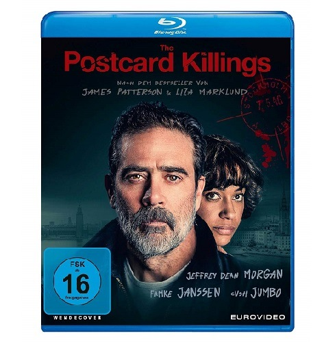 "Rezension zum Psychothriller ""The Postcard Killings"""